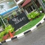 Exterior PNB Ilham Resort PD