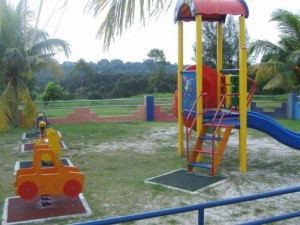 PD Golf & Country Club Playground