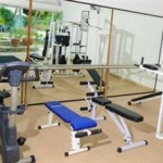 Fitness-Room Residence Desa Lagoon Resort
