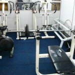 Gym at Cocobay Budget Beach Condo